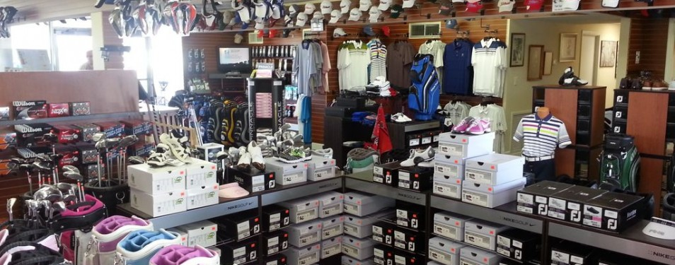 Fully Stock Your Pro Shop!